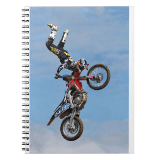 Bolddog Lings FMX Display Team Note Books