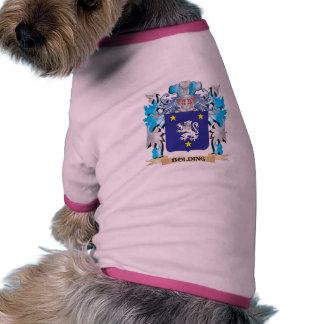 Bolding Coat of Arms Pet Shirt