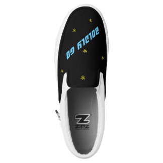 Boldly Go Printed Shoes