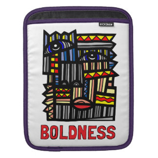 """Boldness"" iPad, iPad Mini, MacBook Air Sleeve"