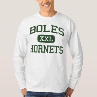 Boles - Hornets - High School - Quinlan Texas T-Shirt