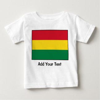 Bolivia – Bolivian Flag Baby T-Shirt