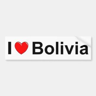 Bolivia Bumper Sticker