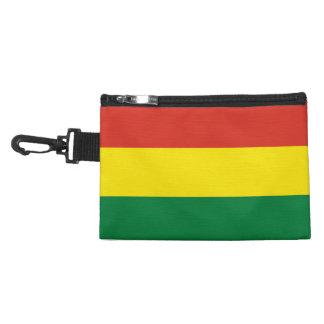 Bolivia Flag Accessory Bag