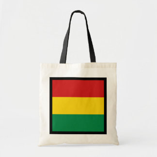 Bolivia Flag Bag