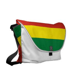 Bolivia Flag Commuter Bag
