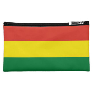Bolivia Flag Cosmetic Bags