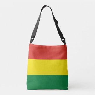 Bolivia Flag Crossbody Bag