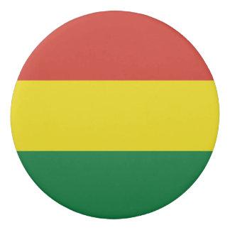 Bolivia Flag Eraser