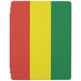 Bolivia Flag iPad Cover
