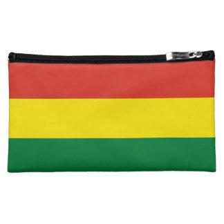 Bolivia Flag Makeup Bag