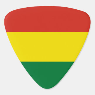 Bolivia Flag Plectrum
