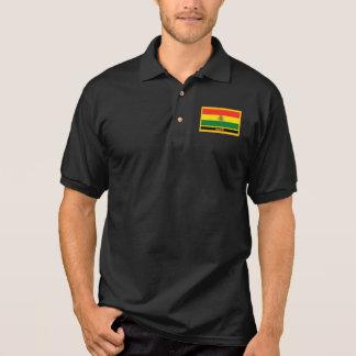 Bolivia Flag Polo Shirt