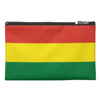 Bolivia Flag Travel Accessory Bag