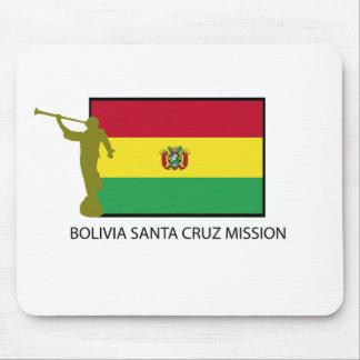 Bolivia Santa Cruz Mission LDS CTR Mouse Pad