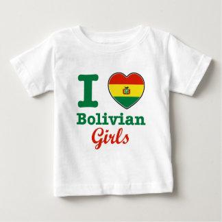 Bolivian Design Baby T-Shirt
