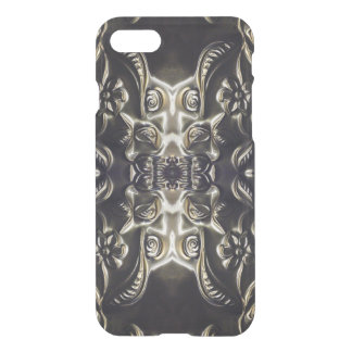 Bolivian Flower Embossing Art iPhone Case