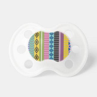Bolivian stripes dummy