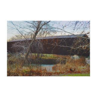 Bollinger Mill Canvas Print III