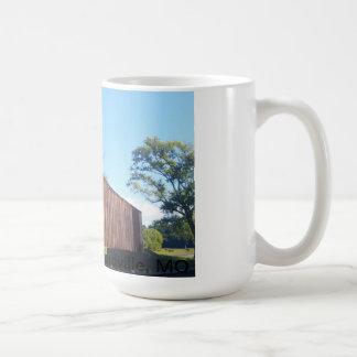 Bollinger Mill Covered Bridge Coffee Mug