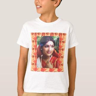 Bollywood diva actress Indian beauty cinema girls Tshirt