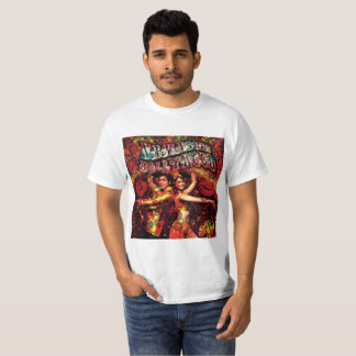 BOLLYWOOD RETRO STYLE T-SHIRT