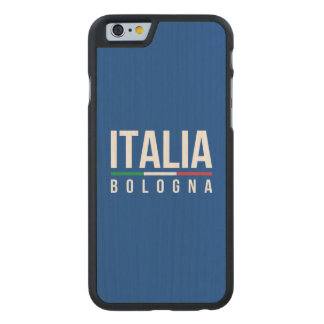Bologna Italia Carved® Maple iPhone 6 Slim Case