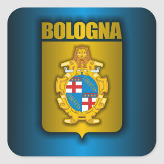 """Bologna Steel"" Stickers"