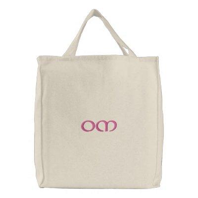 Bolsa básica OM mantra Bag
