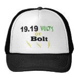 bolt3 mesh hats
