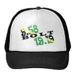 Bolt Berlin 2 WR Jamaican Flag Cap
