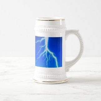 Bolt of Lightning - Beer Stein