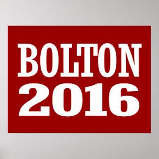 BOLTON 2016 PRINT
