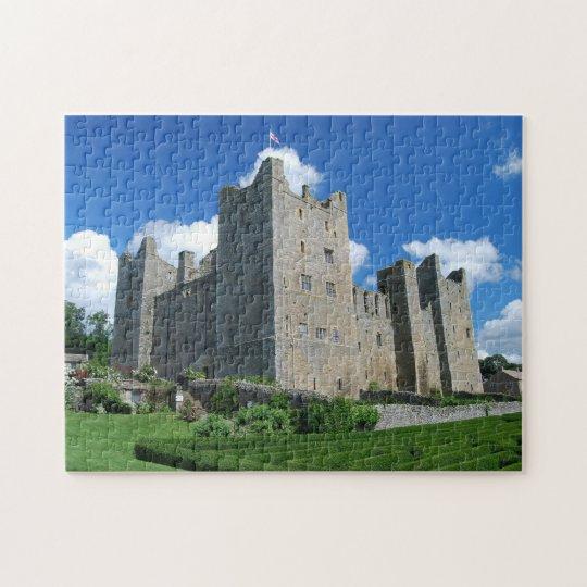 Bolton Castle Puzzle