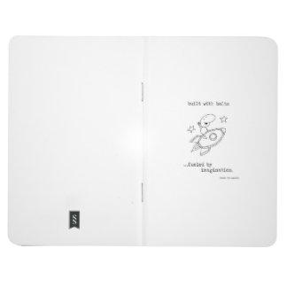 Bolts & Imagination Pocket Journal