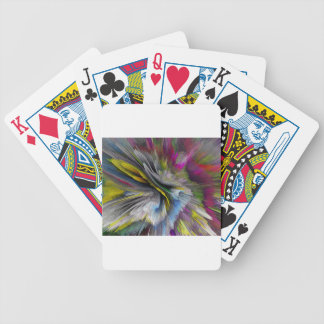 bomb #2 bicycle playing cards