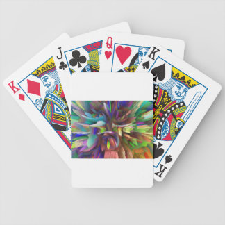 bomb #8 bicycle playing cards