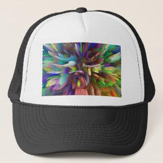 bomb #8 trucker hat