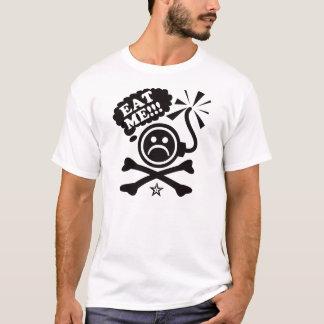Bomb Crossbones - Black T-Shirt