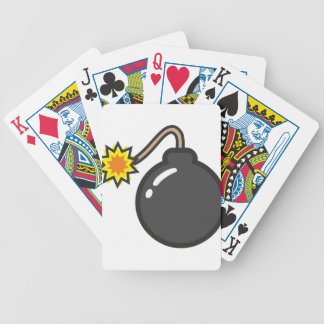 Bomb Fuse Bicycle Playing Cards