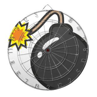 Bomb Fuse Dartboard