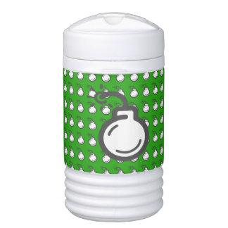 Bomb Icon Cooler