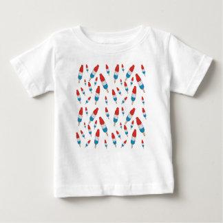 Bomb Pop Pattern Baby T-Shirt