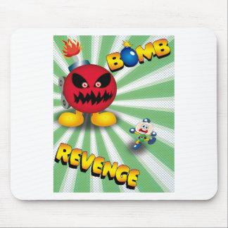Bomb Revenge Mouse Pad