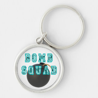 Bomb Squad Key Ring