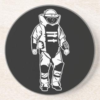 Bomb Suit Coaster