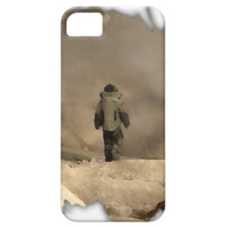 Bomb Suit walking Case For The iPhone 5