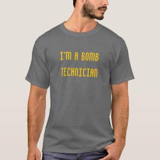 Bomb Technician Shirt