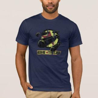 Bomb Threads Logo Distressed T-Shirt