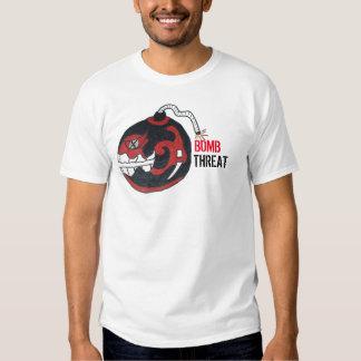 bomb threat tee shirts